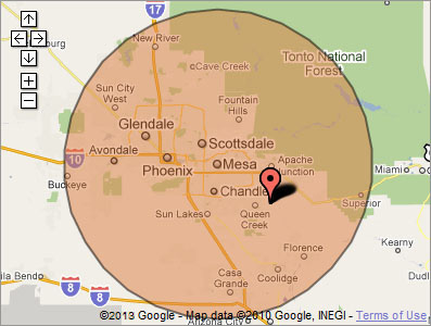 San Tan Valley Virus Removal Service remote or onsite Virus Removal Service Area